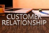 stock photo of customer relationship management  - Customer Relationship  - JPG