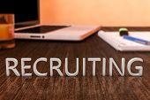 stock photo of recruiting  - Recruiting  - JPG