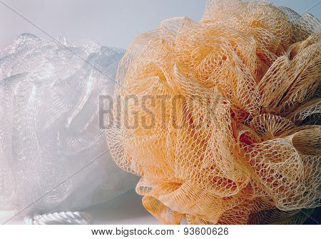 Shower Scrub Sponges
