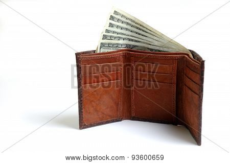 Cash Money In Wallet