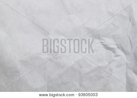 Wrinkled old paper