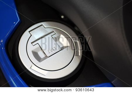 Motorcycle Tank Cap