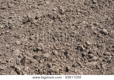 arable land texture