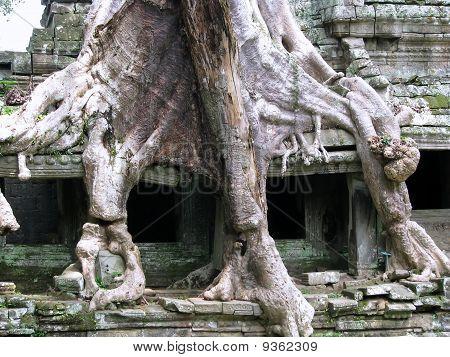 Castle Rock in Cambodia