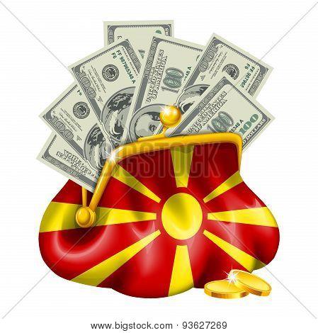 Economics and business purse Montenegro