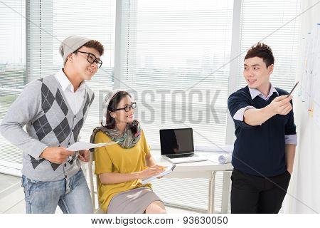 Explaining Project