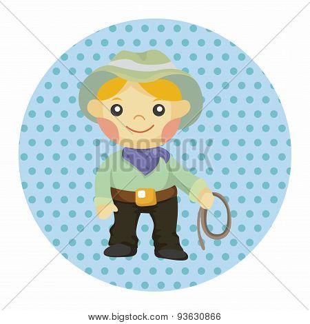 Cowboy Theme Elements