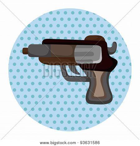 Weapon Gun Theme Elements