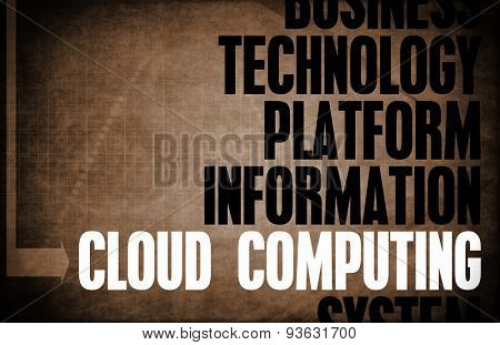 Cloud Computing Core Principles as a Concept Abstract