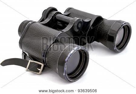 Vintage Binoculars Big