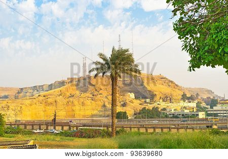 The Muqattam Mountain