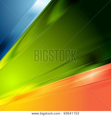 Abstract bright contrast elegant background. Vector design