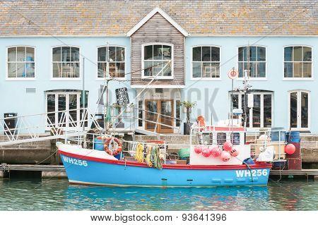 Weymouth Quayside