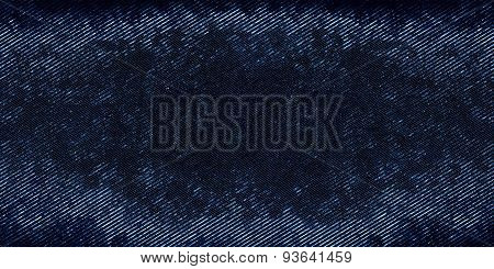 Dark blue striped background