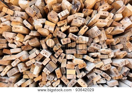 Construction Timber.