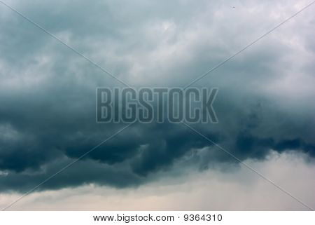 Thunderclouds Background