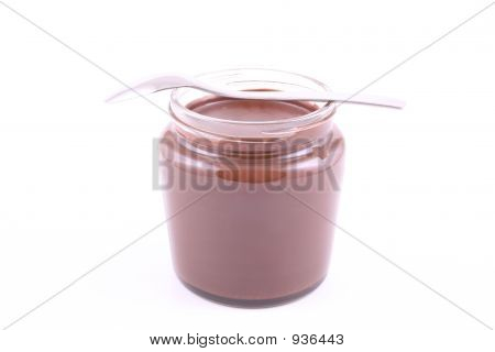 Jar Of Chocolate