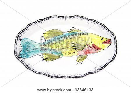 Dish For Fish