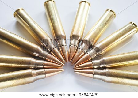 Steel Core Bullets In Rifle Cartridges