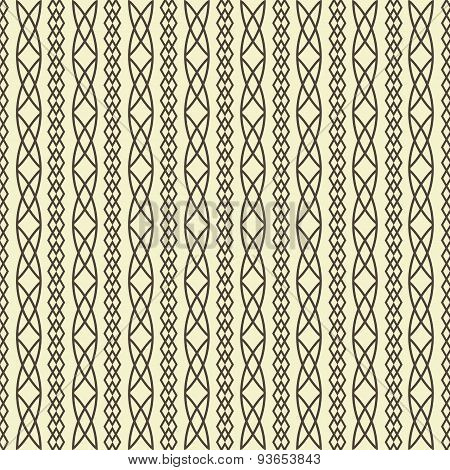 seamless geometric pattern weave braids