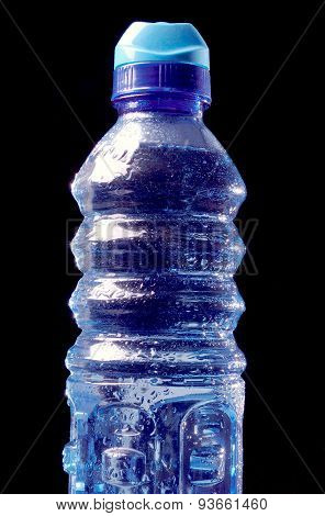 Blue Bottled Water