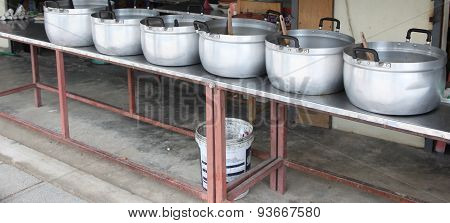 Pots For Cooking