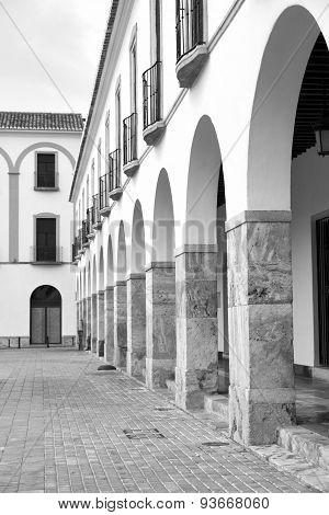 Andalusian Arcade
