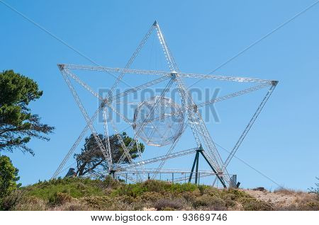 Sunstar On Signal Hill, Cape Town.