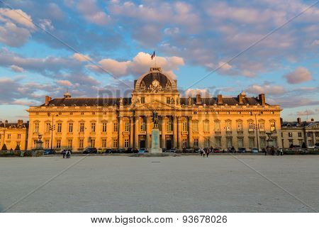Military School In Paris