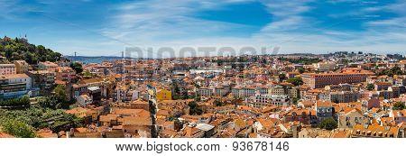 Lisbon Skyline