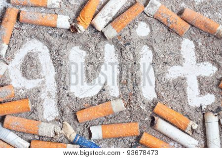 Antismoking Background