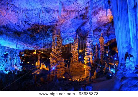 Avshalom Stalactites Cave - Israel