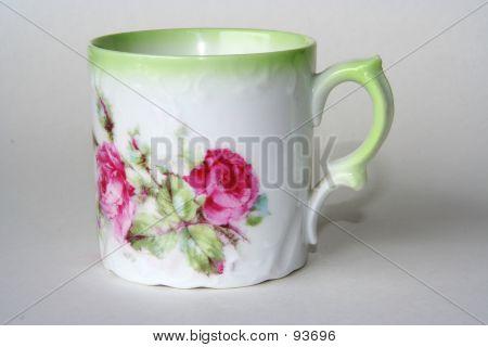 1890's Antique Tea Mug