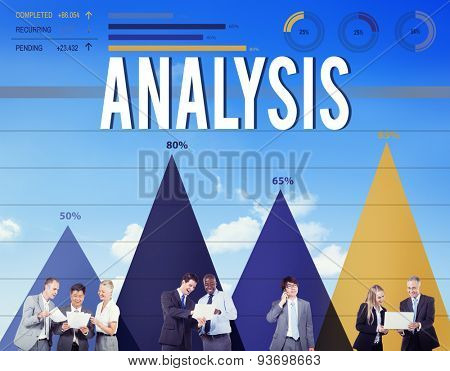 Analysis Planning Information Statistics Insight Concept
