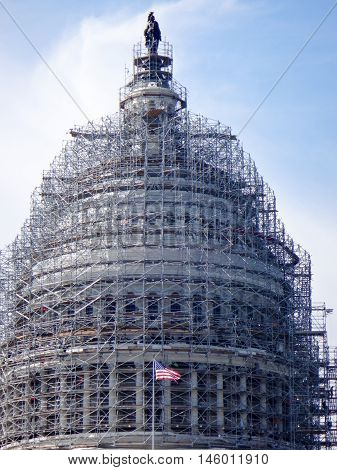 Capitol Improvement Project