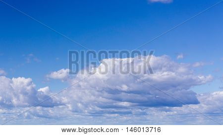 Cloudscape Divine Cloud Overhead