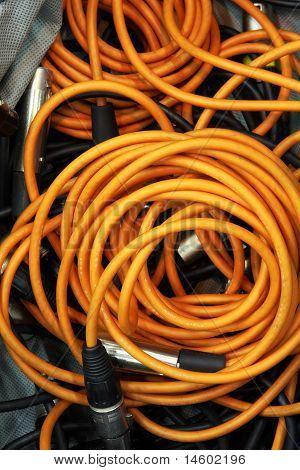 Cable At Bag