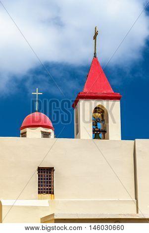 Saint John's Franciscan Church in Acre - Israel