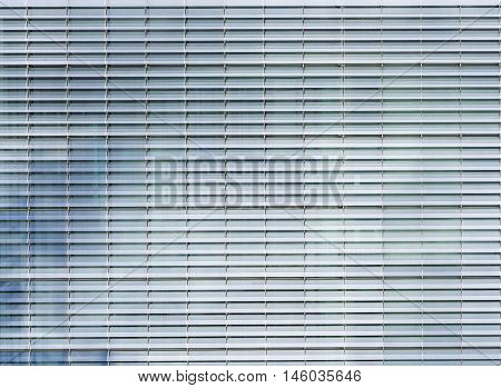 Modern Building Windows - Glass Facade Background