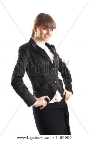 Business Formal Pose