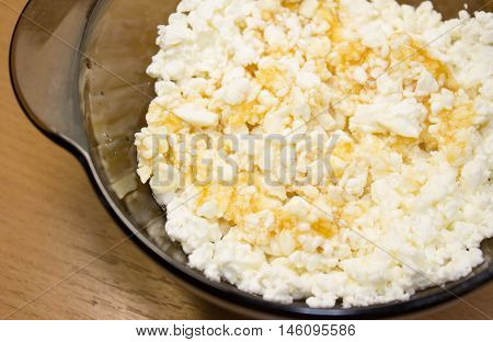 the cheese is delicious and nutritious is a dairy product rich in calcium
