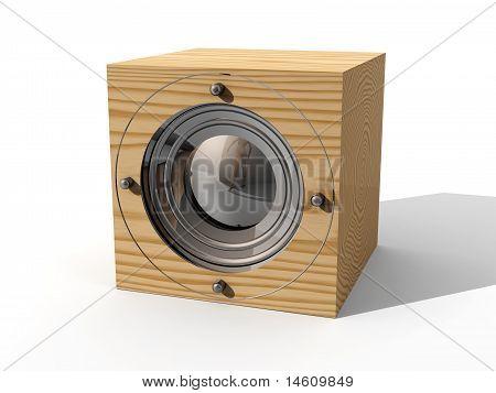Cubic Speaker
