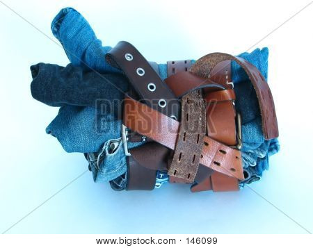 Jeans And Belts