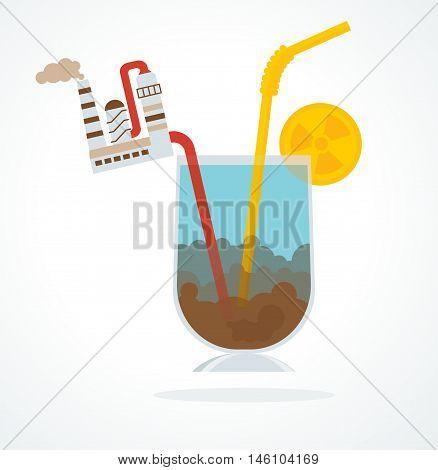 Eco Concept Cocktail