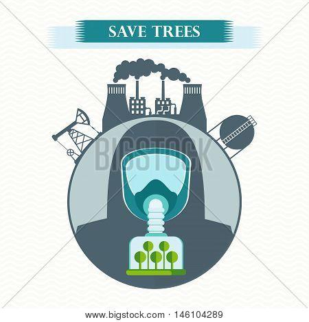 Save Trees Men