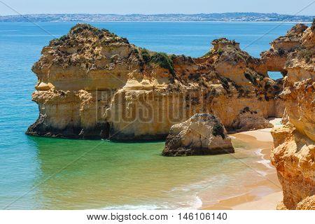 Algarve Beach Dos Tres Irmaos (portugal)