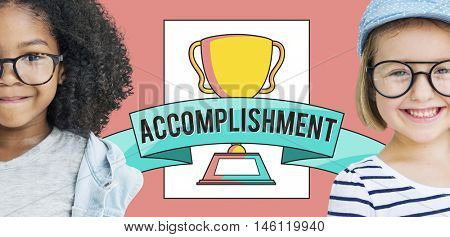 Accomplishment Cheerful Fun Concept