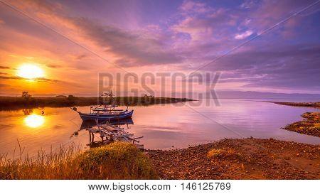 Fishing Boat Lesvos