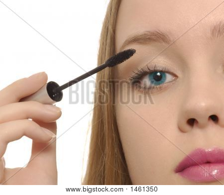 Young Woman Makeup