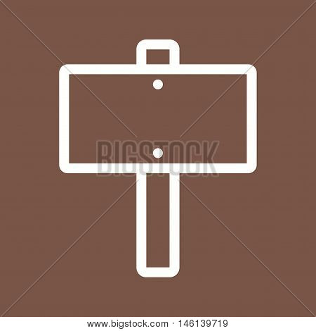 Wild, west, sign icon vector image. Can also be used for wild west. Suitable for mobile apps, web apps and print media.